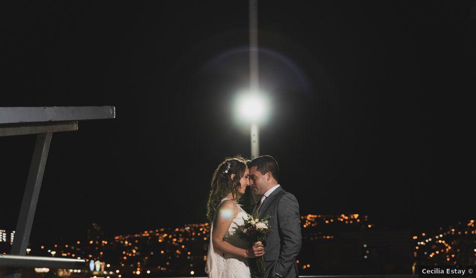 El matrimonio de Alex y María Ignacia en Concón, Valparaíso