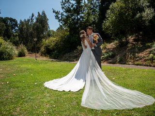 El matrimonio de Benjamin y Camila
