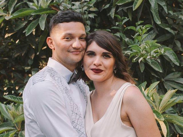 El matrimonio de Andrea y Emme