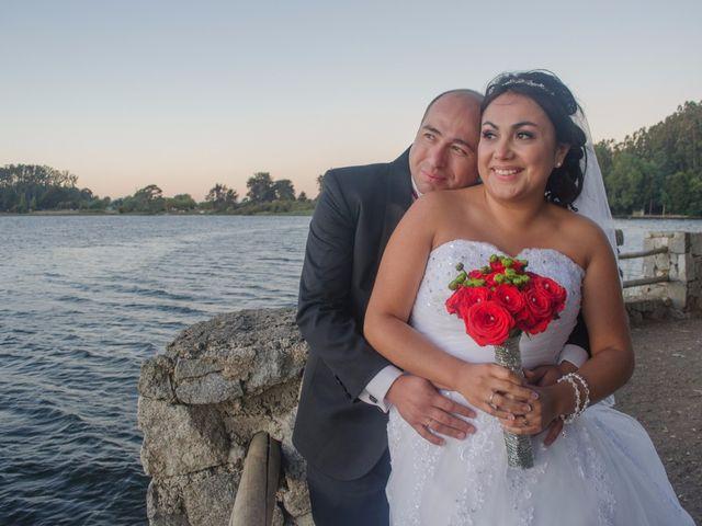 El matrimonio de Marianella y Raúl
