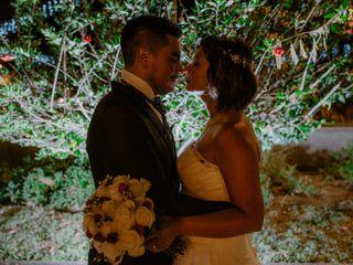 El matrimonio de Licarayén y Alexis