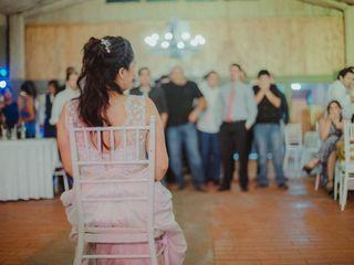 El matrimonio de Alejandra y Fabrizio 1