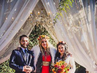 El matrimonio de Eduardo y Alejandra 1