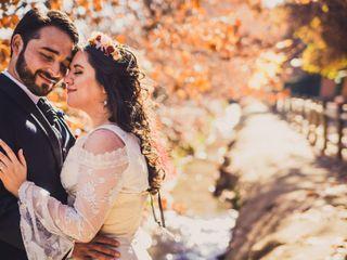 El matrimonio de Eduardo y Alejandra