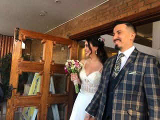 El matrimonio de Paulina y Rodrigo 1