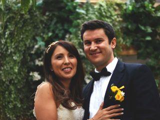 El matrimonio de Paulo y Natalia