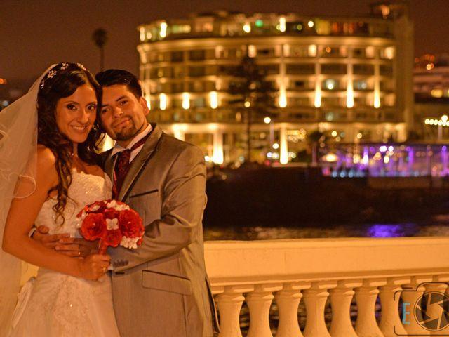 El matrimonio de Fabiana y Pedro