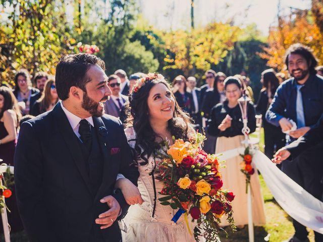El matrimonio de Alejandra y Eduardo en Rancagua, Cachapoal 34