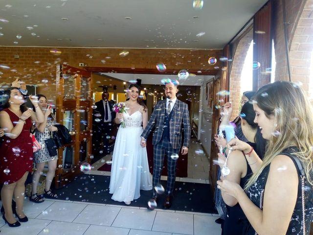 El matrimonio de Rodrigo y Paulina en La Florida, Santiago 4