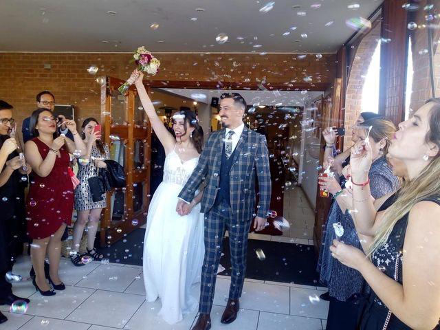 El matrimonio de Rodrigo y Paulina en La Florida, Santiago 5