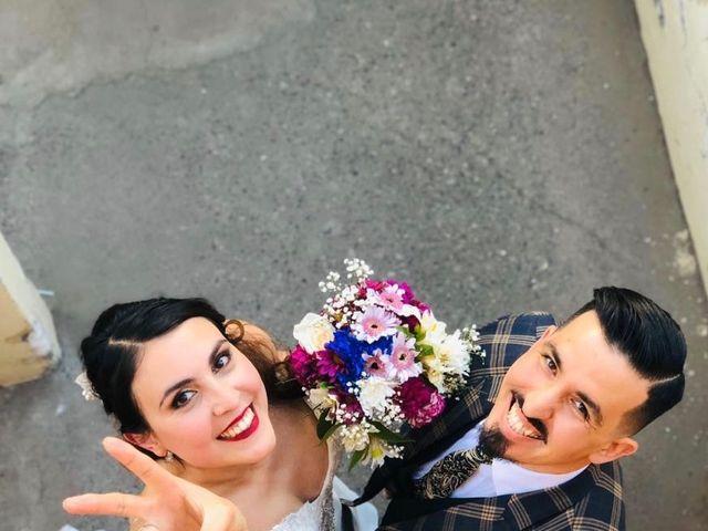 El matrimonio de Rodrigo y Paulina en La Florida, Santiago 8