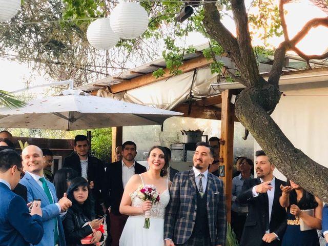 El matrimonio de Rodrigo y Paulina en La Florida, Santiago 11