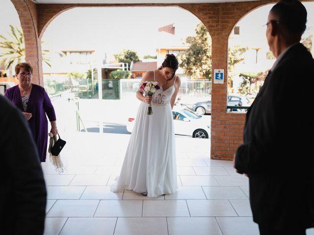 El matrimonio de Rodrigo y Paulina en La Florida, Santiago 17