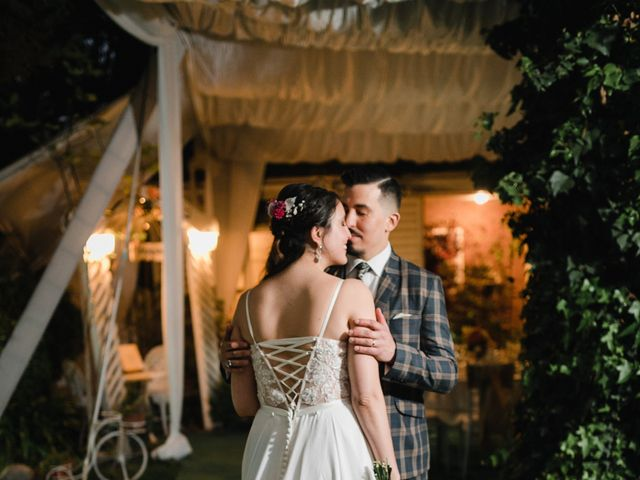 El matrimonio de Rodrigo y Paulina en La Florida, Santiago 18