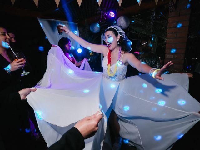 El matrimonio de Rodrigo y Paulina en La Florida, Santiago 21