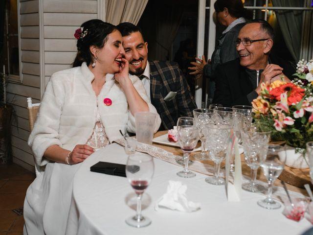 El matrimonio de Rodrigo y Paulina en La Florida, Santiago 24
