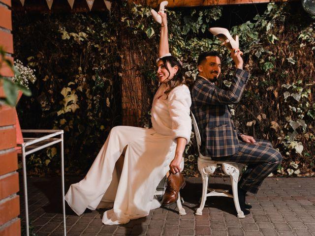 El matrimonio de Rodrigo y Paulina en La Florida, Santiago 25