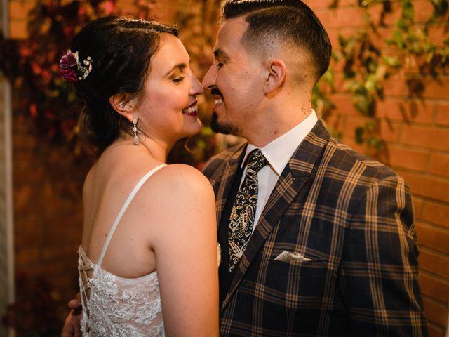 El matrimonio de Paulina y Rodrigo