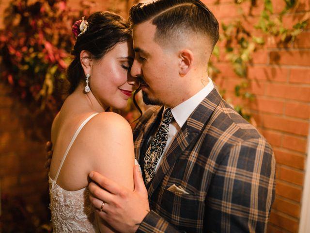El matrimonio de Rodrigo y Paulina en La Florida, Santiago 30