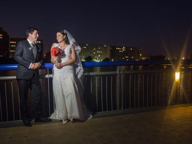 El matrimonio de Valery y Héctor