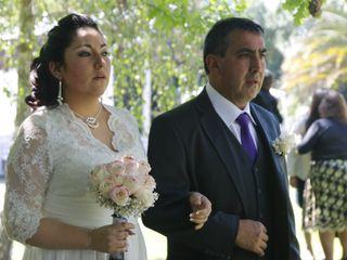 El matrimonio de Constanza y Nicolas 3
