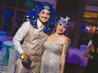 El matrimonio de Gabriela Sobarzo Saavedra y Emanuel Rodriguez Rocco