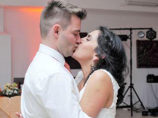 El matrimonio de Maxie y Gene 1