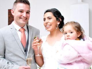 El matrimonio de Maxie y Gene