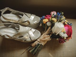 El matrimonio de María ignacia y Matias 2