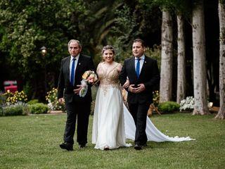 El matrimonio de Jazmín y Eduardo 1