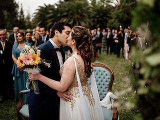 El matrimonio de Jazmín y Eduardo 2