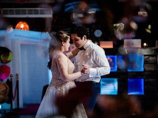 El matrimonio de Jazmín y Eduardo