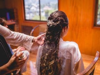 El matrimonio de Karen y Fernado 2