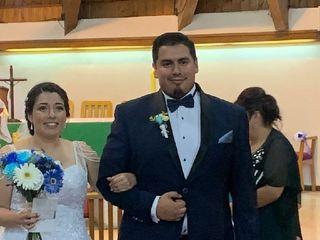 El matrimonio de Gustavo  y Vanessa  1