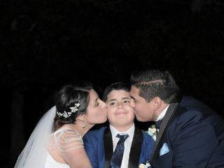 El matrimonio de Gustavo  y Vanessa  2
