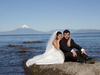 El matrimonio de Cassandra y Kevin