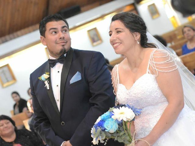 El matrimonio de Gustavo  y Vanessa