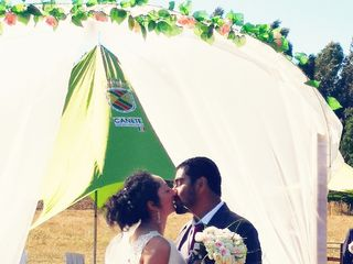 El matrimonio de Macarena y Víctor 2