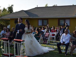 El matrimonio de Fabián  y Constanza  1