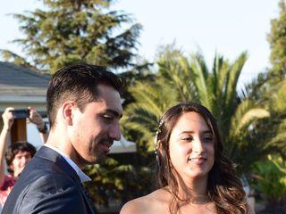 El matrimonio de Fabián  y Constanza  3