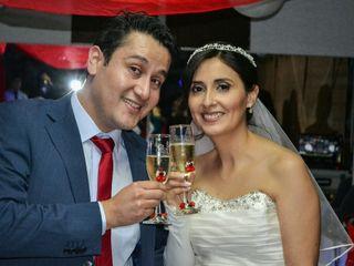 El matrimonio de Patricia y José Luis