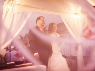 El matrimonio de Sandra y Héctor 1