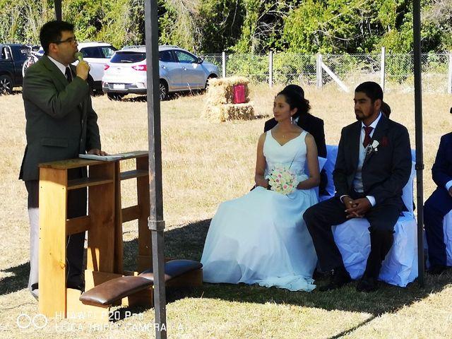 El matrimonio de Macarena y Víctor 703b548d63b