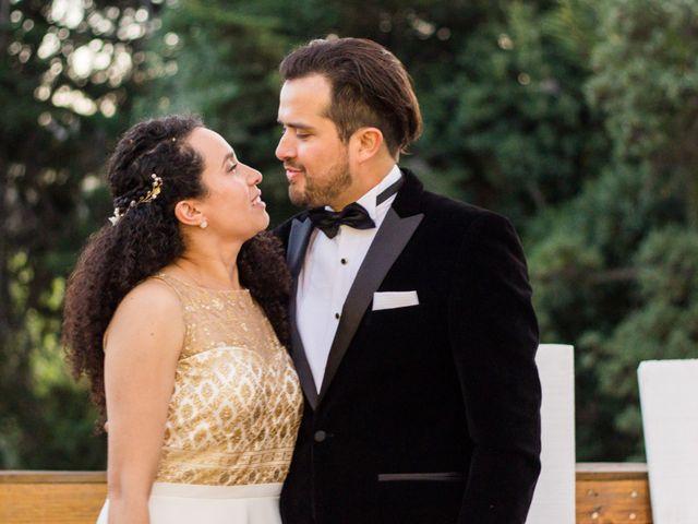 El matrimonio de María Paz y Juan Pablo