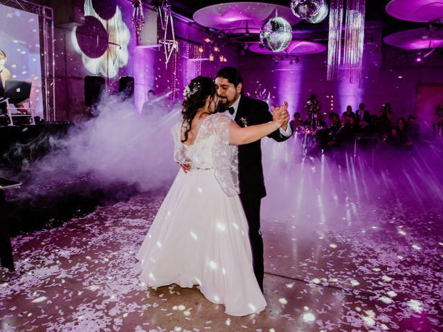 El matrimonio de Camila y Alejandro