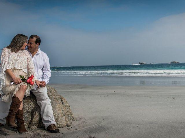 El matrimonio de Héctor y Sandra en Vallenar, Huasco 13