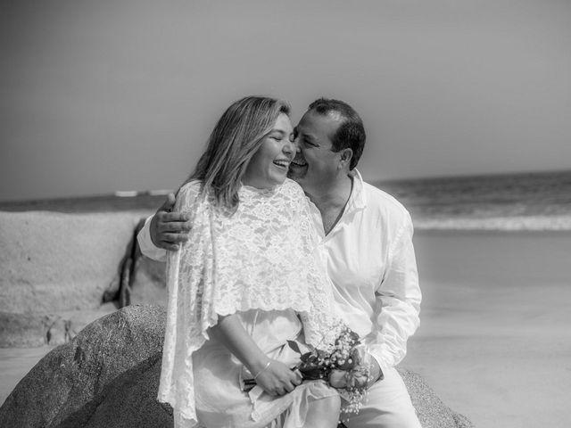 El matrimonio de Sandra y Héctor