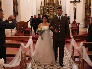El matrimonio de Katty y Adolfo 2