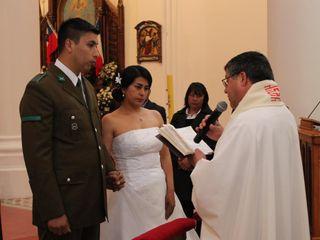 El matrimonio de Katty y Adolfo 3