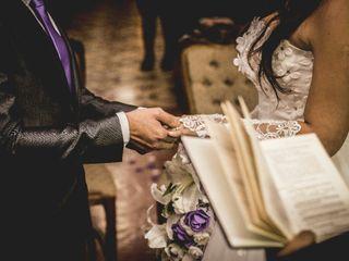 El matrimonio de Elizabeth y Felipe 1